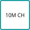10M CH
