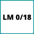 LM 0/18
