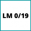LM 0/19