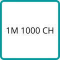 1M 1000 CH